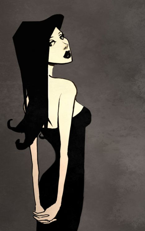 F tipi:Kalın boyun, geniş ve düşük omuzlar, dolgun göğüsler, kalın ve düz bir bel, düz kalçalar ve tüm bedene oranla ince bacaklar F tipinin belirgin özellikleridir. Bu tip kadınlar öncelikle orantının sağlanması için bedenin üst kısmını inceltecek kesimleri tercih etmelidir. Drape, geniş yaka, düşük omuz kesimli kıyafetlerden kesinlikle kaçınmalıdır. Ceket boylarının kalça hizasında, etek boylarının ise en kısa dizaltında olmasına dikkat edilmelidirler. Ceket, palto, mantolarının cepleri kalça hizasında olmalıdır. F tipi vücuda sahip kadınlar karışık desenli kıyafetlerde büyük figürler yerine küçük figürler tercih ederlerse minimal bir görüntü yakalayabilirler.
